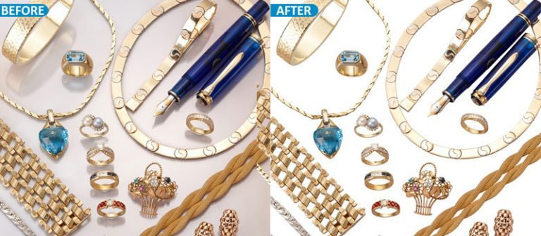 complex jewelry path
