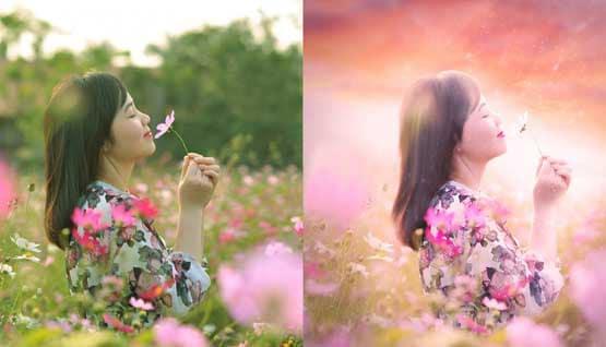 Creative photo manipulation service