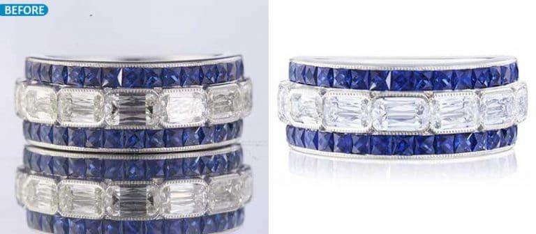 Jewelry retouch USA