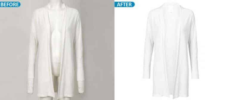 Photoshop neck joint services USA