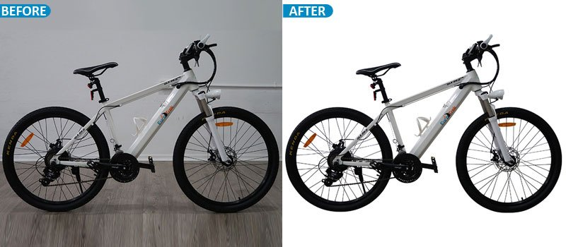 Super Complex cycle clipping path service